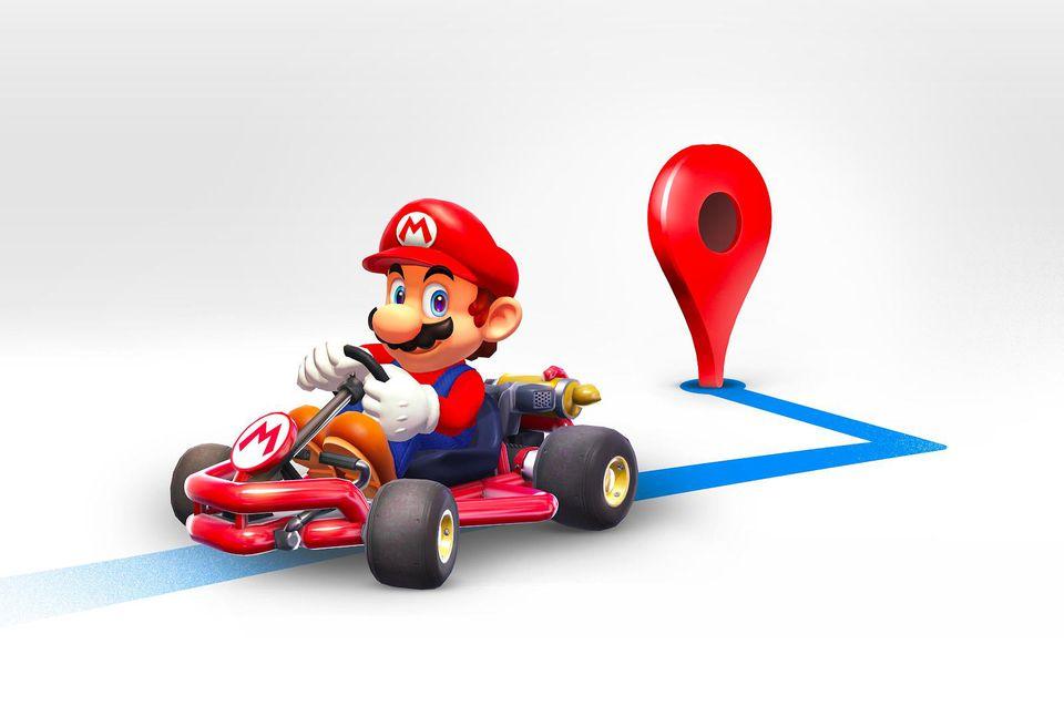 https 2F2Fblogs images.forbes.com2Ferikkain2Ffiles2F20182F032Fmario map - خرائط جوجل تحتفل باليوم العالمي لماريو مع خصومات على لعبة Super Mario Run