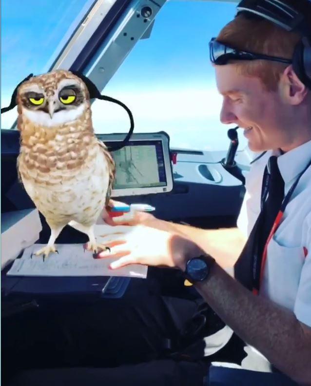 nintchdbpict000394036599 - طاقم طائرة يتم إيقافه عن العمل .. بعد استخدام سناب شات أثناء التحليق فوق 30,000 قدم!