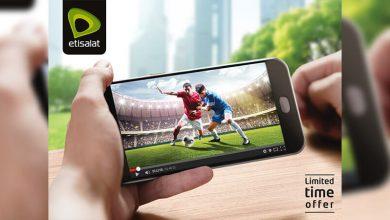 trme etisalat offer streaming 390x220 - تطبيق Etisalat VR للواقع الافتراضي يبث مباريات الكرة القدم المباشرة