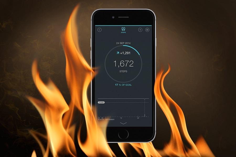 حرارة هاتف - 5 نصائح للتغلب على مشكلة ارتفاع حرارة جوال آيفون