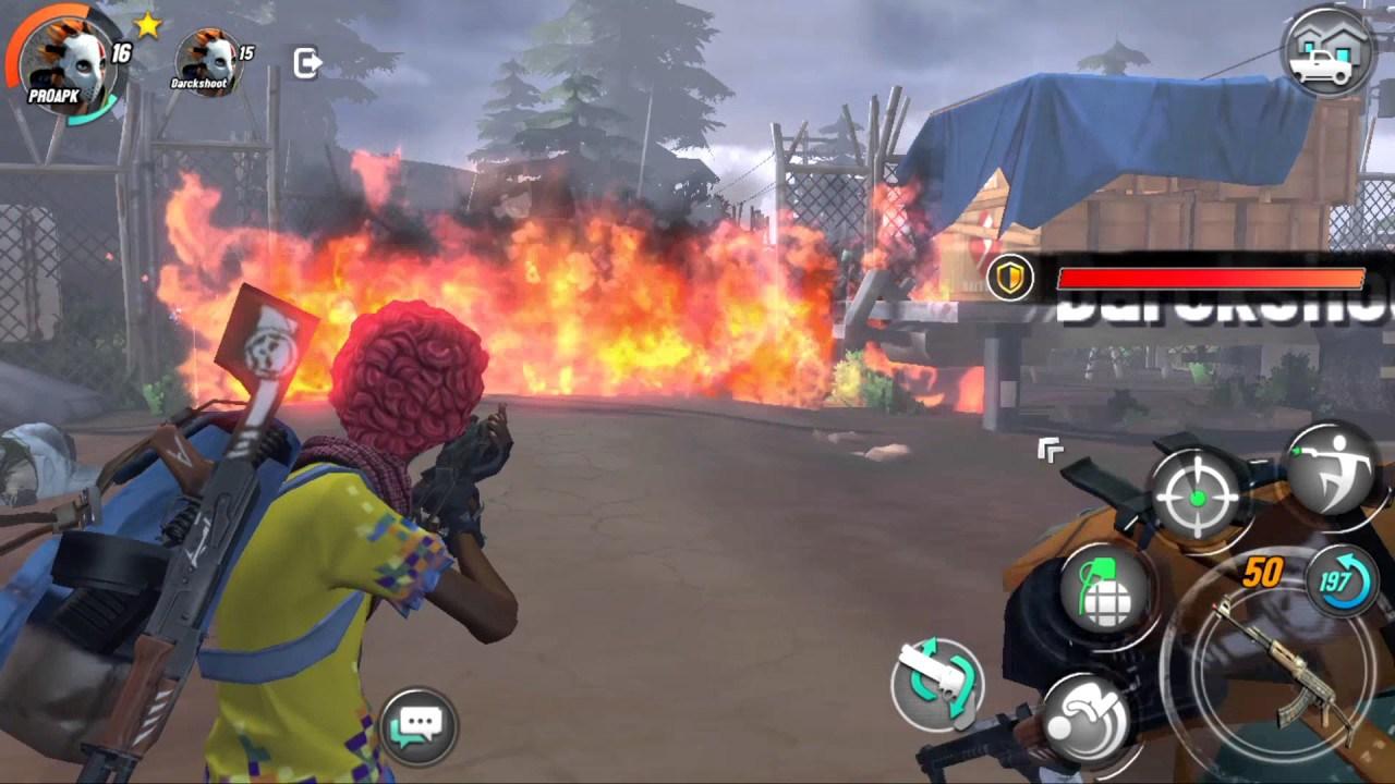 Dead Rivals Zombie MMOE2808F - إطلاق لعبةDead Rivals - Zombie MMO رسمياً على متجر جوجل بلاي
