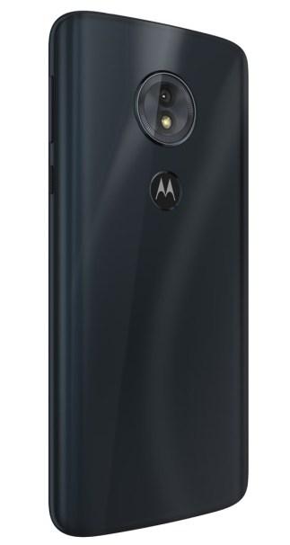 MotoG6Play NA DeepIndigo DynBackside - رسمياًُ: موتورولا تكشف عن جوالاتها الثلاثة سلسة Moto G6
