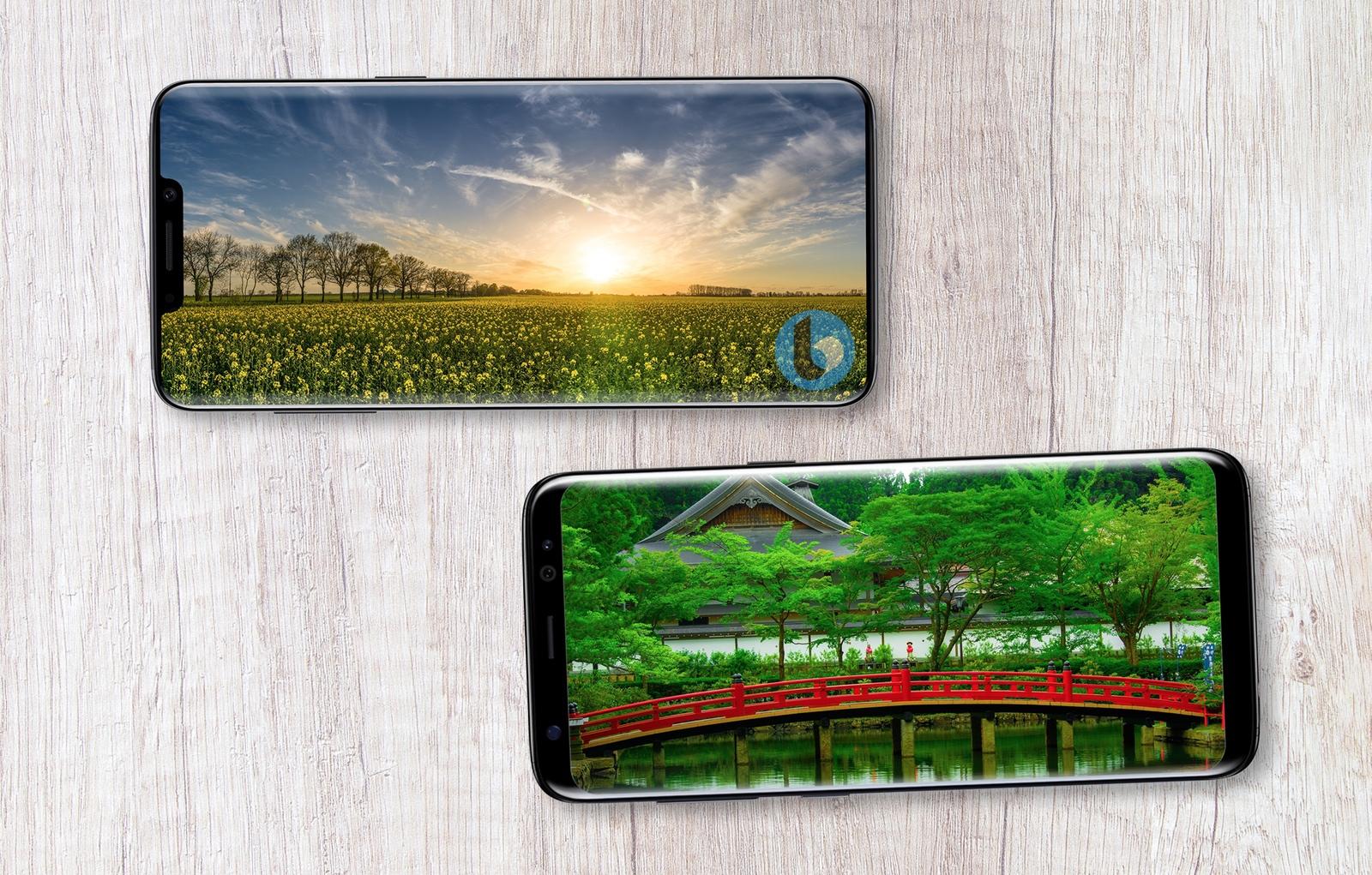 "Samsung Patent Leak April 2018 Ben Geskin 04 - تعرف على كيف سيبدو النتوء على شاشة جوال سامسونج القادم ""جالكسي S10"""