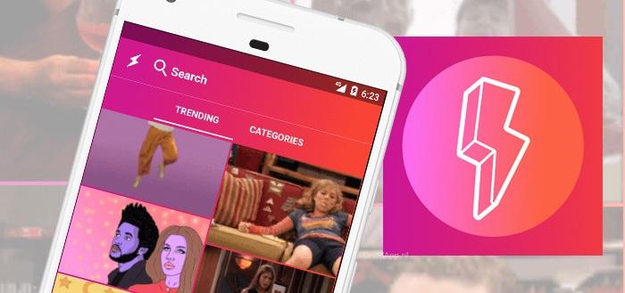 Shabaam gif app header - تطبيق Shabaam يضفي أصواتًا إبداعية على الصور المتحركة للآيفون