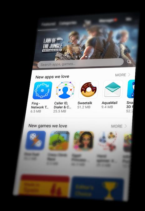 appgallery - رسمياً: هواوي تطلق متجراً عالمياً للتطبيقات AppGallery