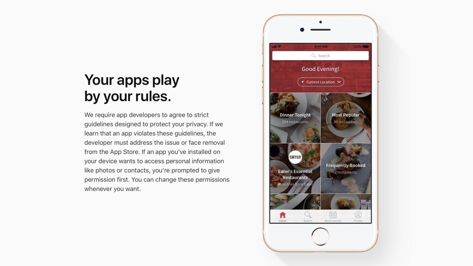 apple privacy apps - تعرف على كيفية التحقق من التطبيقات التي بإمكانها الوصول إلى كاميرا وميكروفون هاتف iPhone