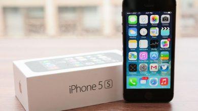 iPhone 5S 390x220 - آبل ستطلق نظام التشغيل iOS 12 يدعم جوال iPhone 5s في سبتمبر القادم