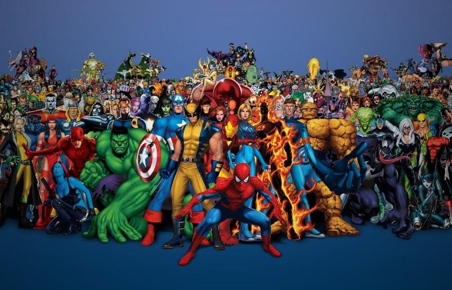 marvels - لعبة أبطال مارفل الخارقين أصبحت متاحة الآن مجاناً للجوالات الذكية