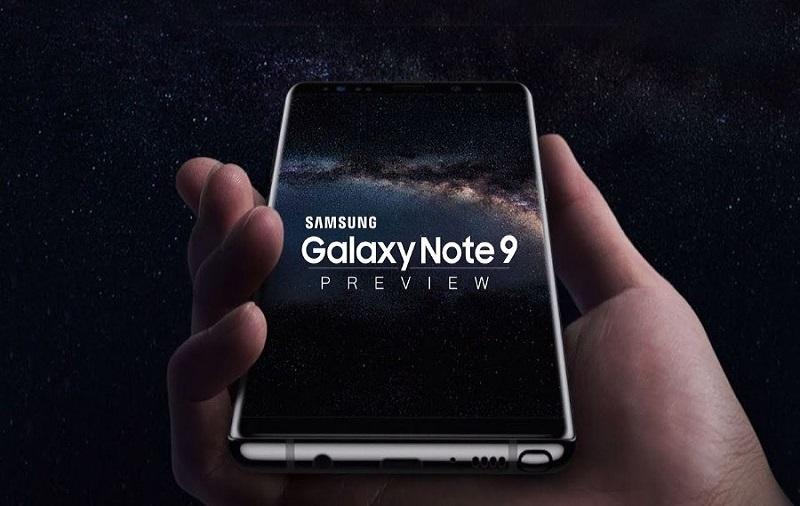 """note9 1 - عرفنا حجم شاشة جالكسي نوت 9 وسعة بطاريته """"الضخمة"""""""
