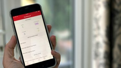 723. Sortly dashboard  390x220 - تطبيق Sortly يساعدك في التخلص من الفوضي في منزلك للأندرويد و الآيفون