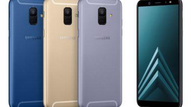 A6 1 390x220 - سامسونج تعلن رسميا عن جوالي Galaxy A6 و A6 Plus