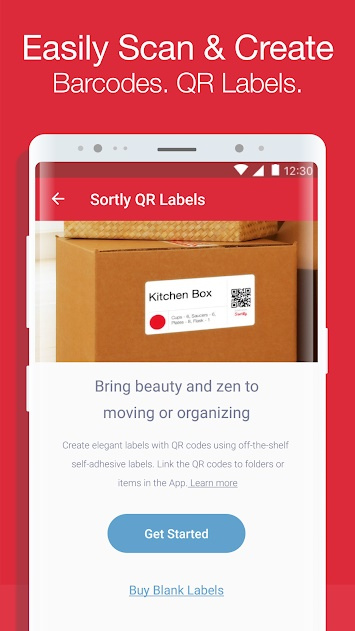 Sortly 1 - تطبيق Sortly يساعدك في التخلص من الفوضي في منزلك للأندرويد و الآيفون