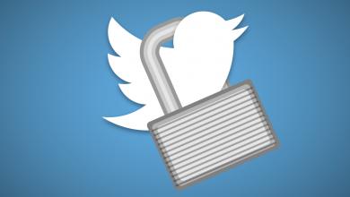 twitter locked 390x220 - تويتر تطور خاصية الرسائل المشفرة من أجل حماية أكبر لبيانات المستخدمين