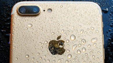 iphone water 750x400 390x220 - العثور على جوال آيفون ضائع تحت الماء بحالة جيدة وبشحن بطارية 80%!