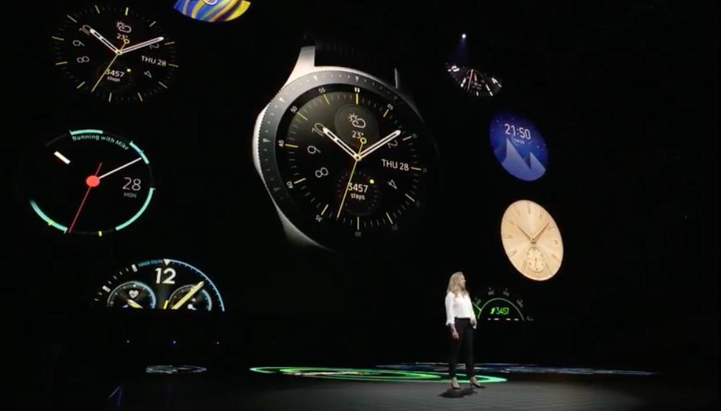 1 2 - سامسونج تعلن رسميًا عن ساعة جلاكسي ، تعرف على مميزاتها الجديدة