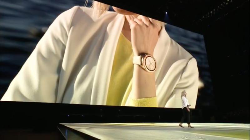 2 - سامسونج تعلن رسميًا عن ساعة جلاكسي ، تعرف على مميزاتها الجديدة