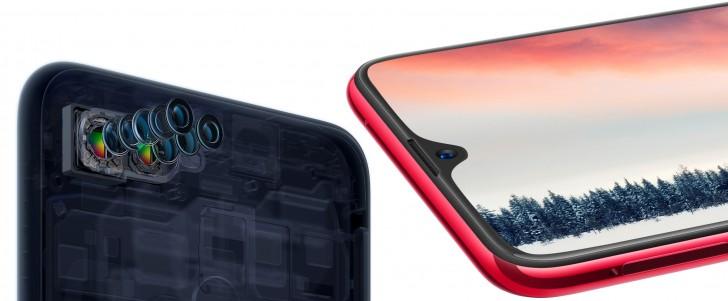 22 - أوبو تكشف رسمياً عن جوالها Oppo F9 مع شاشة بحجم 6.3 وكاميرا 25 ميجابكسل