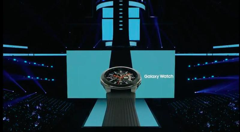 3 - سامسونج تعلن رسميًا عن ساعة جلاكسي ، تعرف على مميزاتها الجديدة