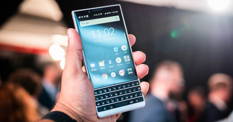 BlackBerry KEY2 LE - صور مسربة جديدة تكشف مواصفات جوال بلاك بيري Blackberry KEY2 Lite Edition