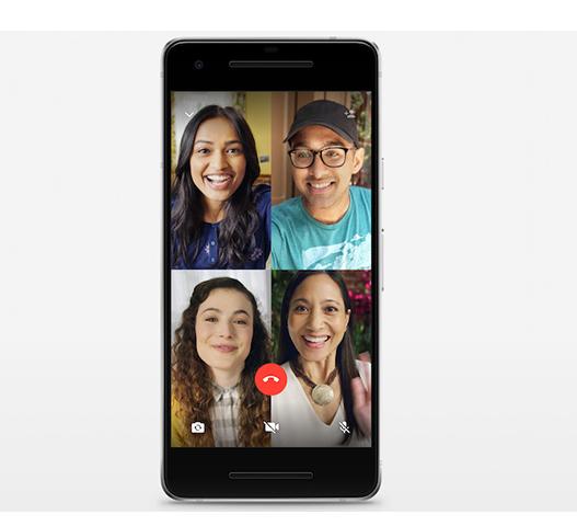 Capture 150 - واتساب يطلق رسمياً ميزة مكالمة الفيديو الجماعية على أندرويد وiOS