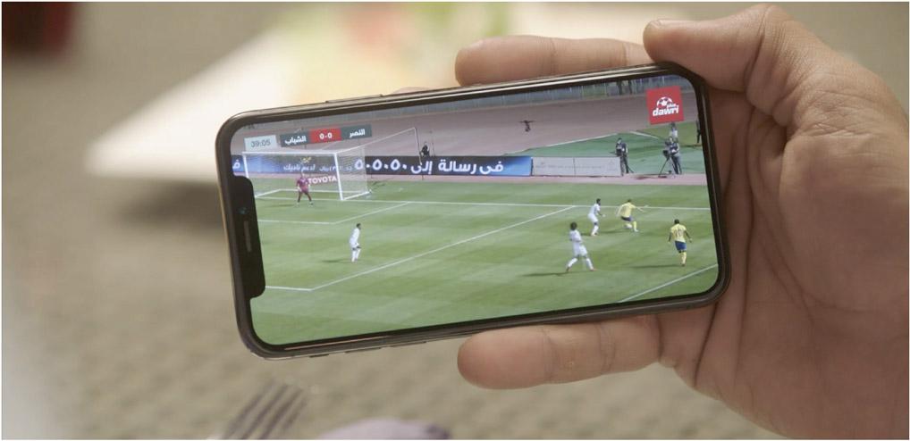 DawriPlus app img - أسعار وطرق مشاهدة الدوري السعودي 2018 - 2019 عبر STC