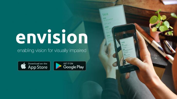 Envision - تطبيق Envision AI لمساعدة ضعاف البصر للتعرف على الأشياء والقراءة باستخدام الذكاء الاصطناعي