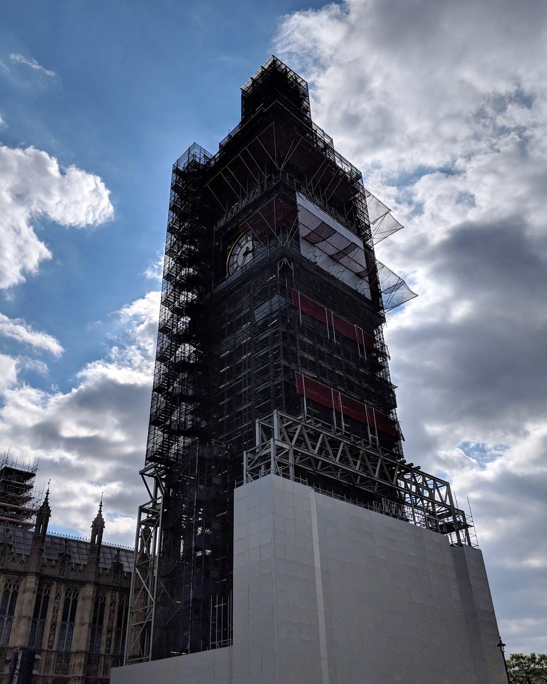 Google Pixel 3 XL camera samples London 9 - تسريب صور يزعم أنها ملتقطة بواسطة كاميرا بكسل 3 XL المرتقب إطلاقه أكتوبر القادم