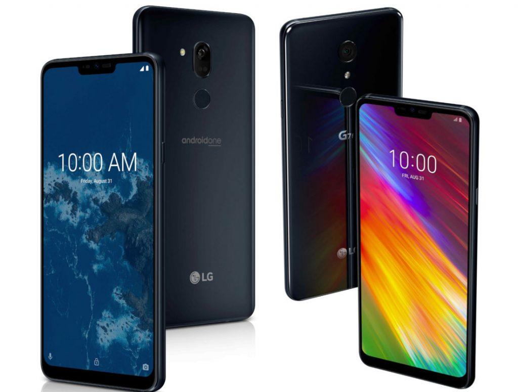 LG G7 One and G7 Fit 1024x775 - شركة LG تعلن رسمياً عن أحدث جوالاتها LG G7 One و LG G7 Fit