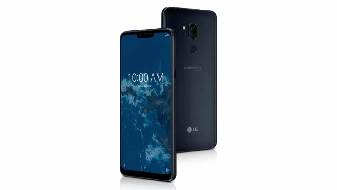 LG G7 One1 - شركة LG تعلن رسمياً عن أحدث جوالاتها LG G7 One و LG G7 Fit