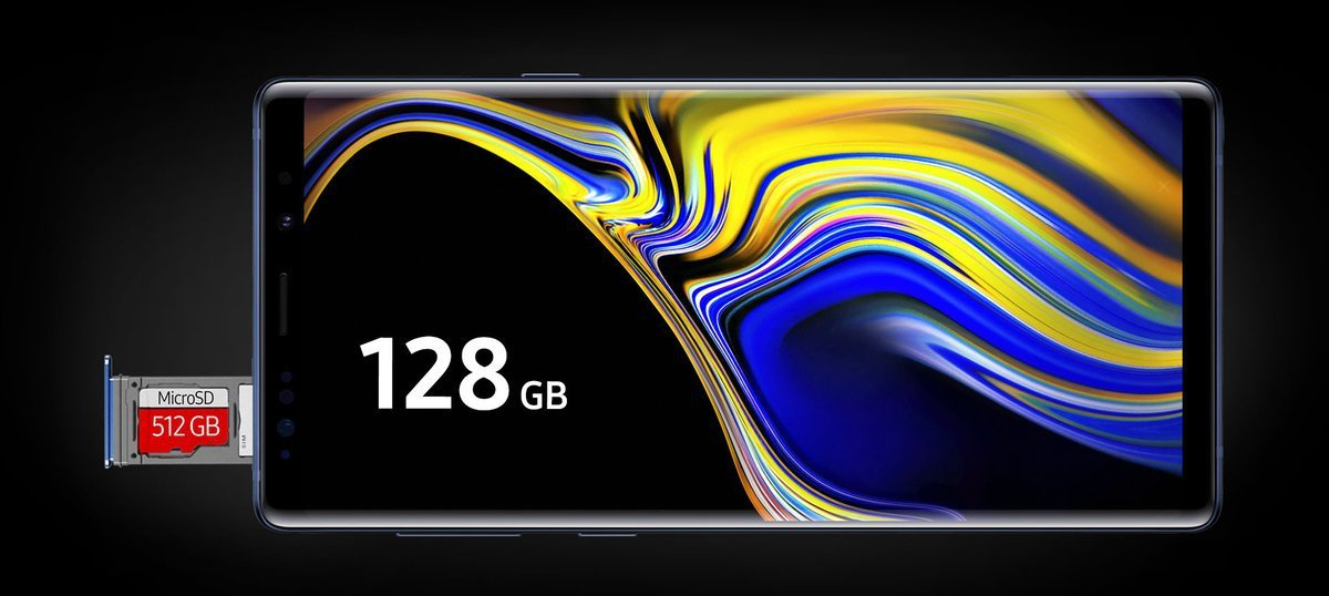 Note 9 all the official colors and images 1 - Galaxy Note 9 ضد iPhone X | مقارنة تثبت تفوق نوت 9 على آيفون X في 5 أشياء