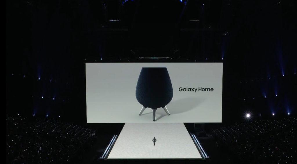 Screen Shot 2018 08 09 at 11.53.41 AM 1024x568 - سامسونج تكشف رسمياً عن المساعد المنزلي Galaxy Home في مؤتمر نيويورك