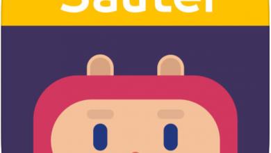 Screenshot 14 390x220 - إطلاق لعبة تخطي الحواجز Sauter لتحدي التركيز والسرعة متوفرة للآيفون والآيباد