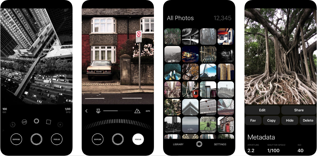 Screenshot 16 1 - إصدار نسخة خاصة لتطبيق Obscura 2 الحائز على جائزة أفضل تطبيق كاميرا لأجهزة iPad