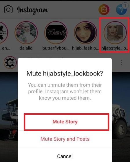Screenshot 18 1 - طريقة تجاهل منشورات الأصدقاء المزعجة على إنستجرام دون علمهم أو إرسال إشعار لهم