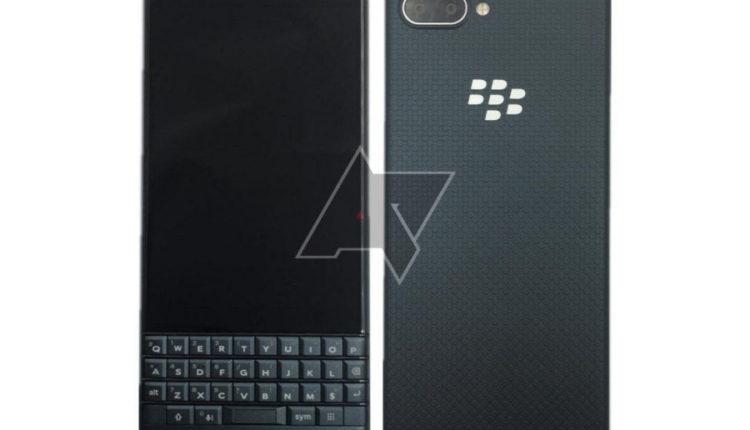 blackberry key2 le 1 750x430 - صور مسربة تكشف تصميم ومواصفات جوال بلاك بيري KEY2 LE الرخيص