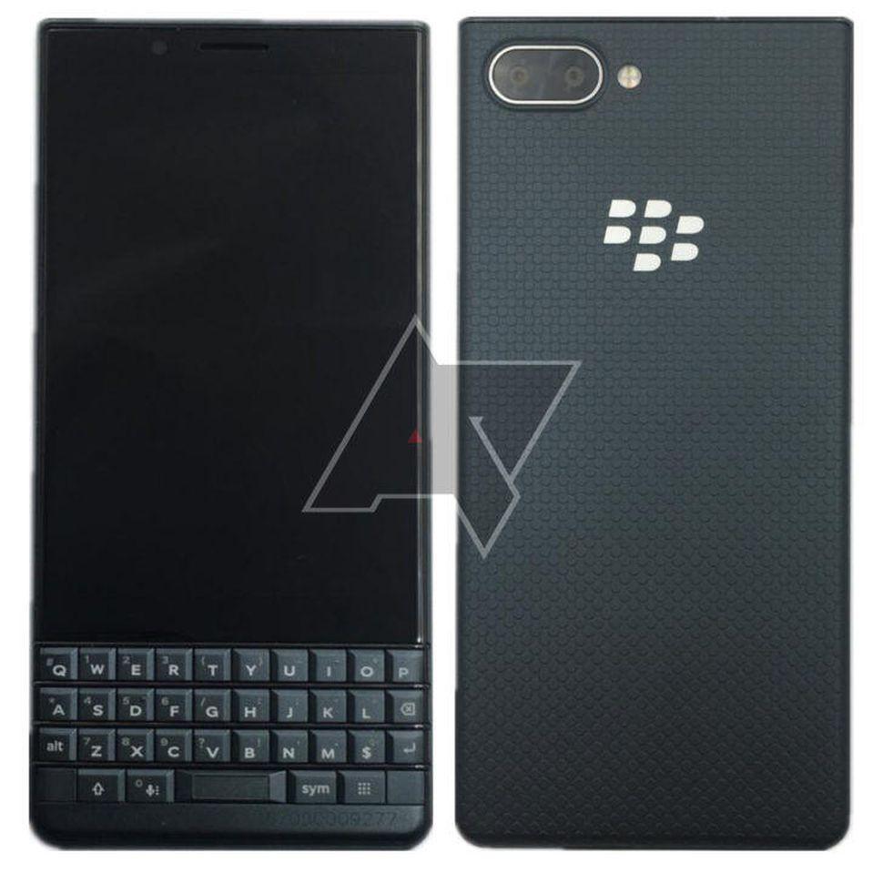 blackberry key2 le - صور مسربة تكشف تصميم ومواصفات جوال بلاك بيري KEY2 LE الرخيص