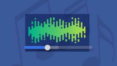 facebook music video 390x220 - فيسبوك تختبر ميزة التعرف على الصوت والكلام لتطوير مساعد صوتي خاص بها