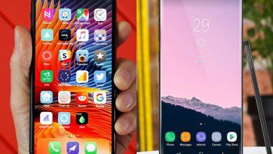 galaxy note vs iphone x 390x220 - Galaxy Note 9 ضد iPhone X | مقارنة تثبت تفوق نوت 9 على آيفون X في 5 أشياء