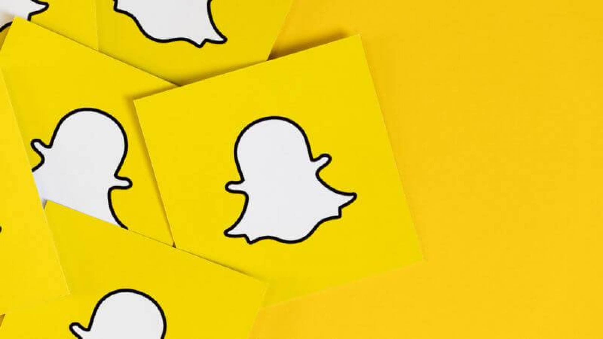 snapchat logos1 ss 1920 800x450 870749 highres - سناب شات تطلق عدسات جديدة لتطبيقها، تتعرف على الصوت أيضًا لا الحركة فقط