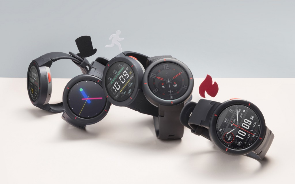 14 1024x640 - شاومي تكشف عن الساعة الذكية Amazfit Verge مع مستشعر ضربات القلب