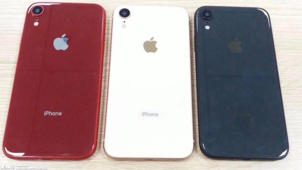 2 4 - تسريب صور جديدة تكشف أن آبل ستطلق جوال iPhone Xc بشريحتين وأربعة ألوان