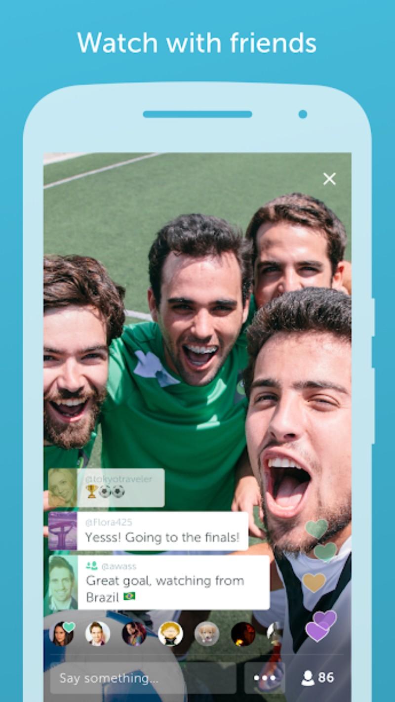 2.webp  - تطبيق بريسكوب Periscope التابع لعملاق التواصل الاجتماعي تويتر، تحميله وكيفية استخدامه