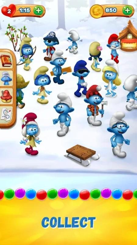 22.webp  1 - لعبة السنافر Smurfs Bubble Story الممتعة، متاحة لجوالات الآندرويد والآيفون