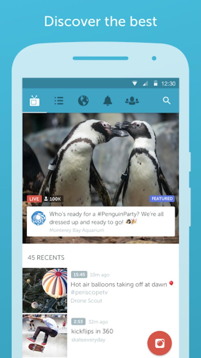 3.webp  - تطبيق بريسكوب Periscope التابع لعملاق التواصل الاجتماعي تويتر، تحميله وكيفية استخدامه