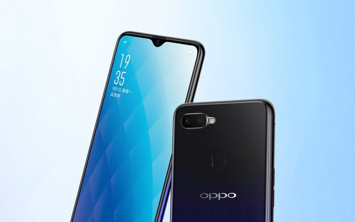 9 1 - شركة أوبو تكشف عن أحدث هواتفها Oppo A7X مع كاميرا أمامية بدقة 16 ميجابكسل