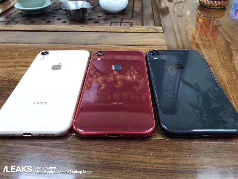 DmZ0R7MXoAED7nV - تسريب صور جديدة تكشف أن آبل ستطلق جوال iPhone Xc بشريحتين وأربعة ألوان