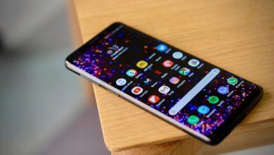 Galaxy S9 390x220 - تسريبات مصورة كشفت مزايا وشكل نظام Android 9 Pie على الهاتف +Galaxy S9