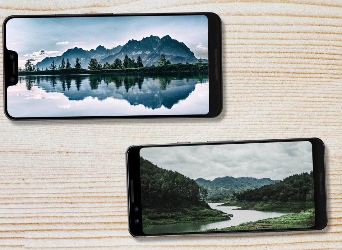 Pixel 3 1 - تسريب الخلفيات القادمة لهاتف Pixel 3 بجودة فائقة الدقة ومتاحة للتحميل
