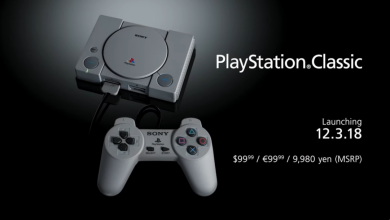 Sony PlayStation Classic 1170x610 390x220 - سوني تعلن عن إطلاق منصة ألعاب كلاسيكية PlayStation Classic في ديسمبرالقادم