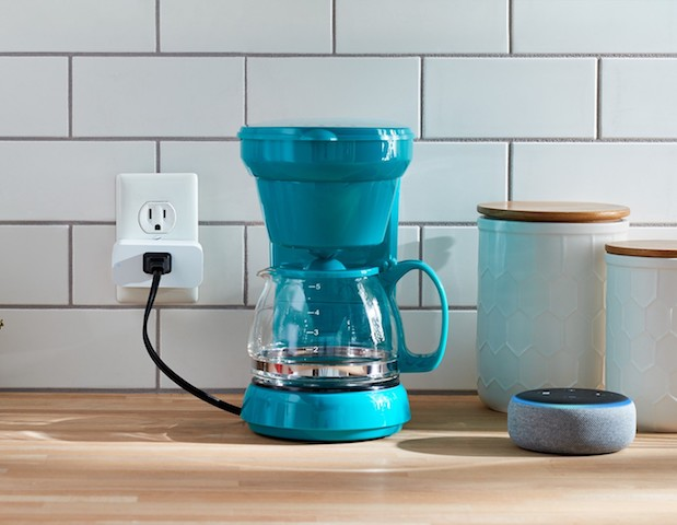 amazon smart plug - أهم  ما تم الإعلان عنه في مؤتمر أمازون السنوي مع عرض الأجهزة الجديدة وأسعارها